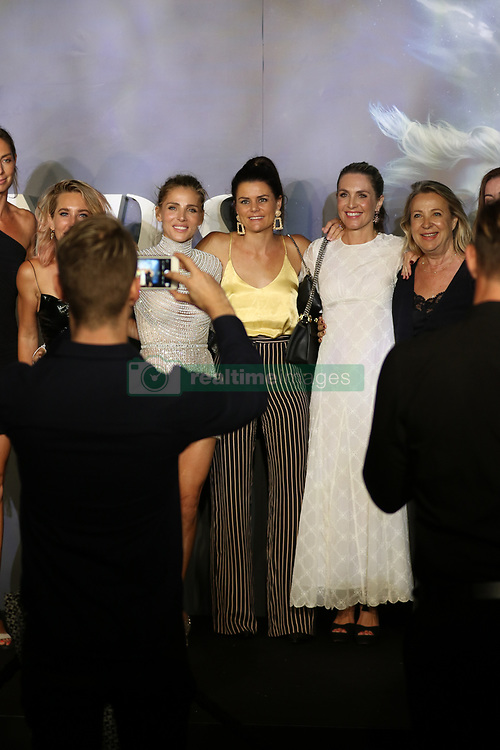 Cast and crew from the film attend the Sydney Premiere of first Aussie Netflix Original, Tidelands at Bennelong Lawn, Royal Botanic Gardens. 10 Dec 2018 Pictured: Elsa Pataky (Adrielle Cuthbert). Photo credit: Richard Milnes / MEGA TheMegaAgency.com +1 888 505 6342