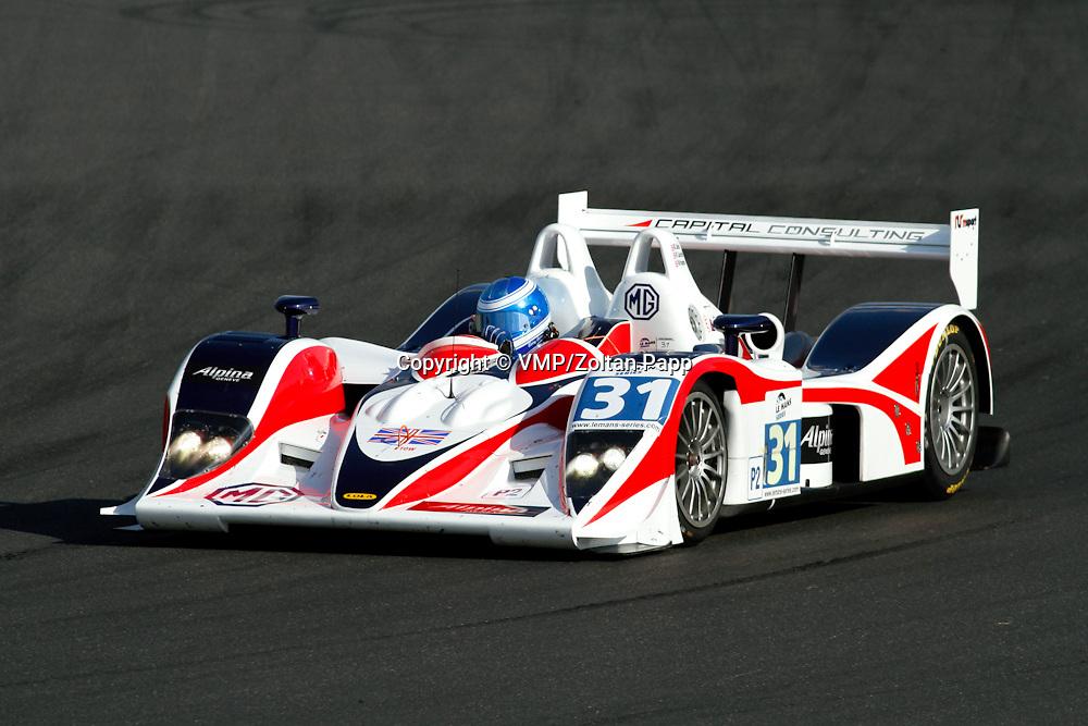 Gates/Garofall/Hughes-RLR MG Lola EX265 (31), Le Mans Series 1000 Kilometres Hungaroring 2010