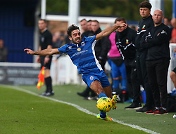 October 7, 2017 - Billericay, England, United Kingdom - Sam Deering of Billericay Town.during Bostik League Premier Division match between Billericay Town against Hendon FC at New Lodge Ground, Billericay on 07 Oct 2017  (Credit Image: © Kieran Galvin/NurPhoto via ZUMA Press)