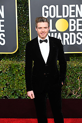 January 6, 2019 - Los Angeles, California, U.S. - Richard Madden during red carpet arrivals for the 76th Annual Golden Globe Awards at The Beverly Hilton Hotel. (Credit Image: © Kevin Sullivan via ZUMA Wire)