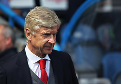 Arsenal manager Arsene Wenger ahead of his last match in charge - Mandatory by-line: Jack Phillips/JMP - 13/05/2018 - FOOTBALL - The John Smith's Stadium - Huddersfield, England - Huddersfield Town v Arsenal - English Premier League