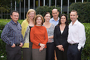 Group shots for annual brochure report