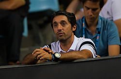 January 17, 2019 - Melbourne, AUSTRALIA - Oscar Serrano at the 2019 Australian Open Grand Slam tennis tournament (Credit Image: © AFP7 via ZUMA Wire)