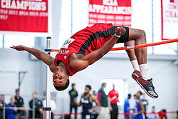 high jump, Rutgers<br /> BU John Terrier Classic <br /> Indoor Track & Field Meet <br /> day 2