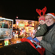 8.12.2018 OLH Mr Tilly Christmas lights
