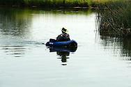 Float Tube Fisherman