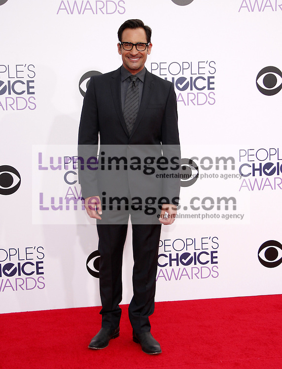 Lawrence Zarian at the 41st Annual People's Choice Awards held at the Nokia L.A. Live Theatre in Los Angeles on January 7, 2015. Credit: Lumeimages.com