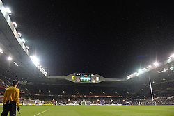 General view of White Hart Lane as Tottenham Hotspur play Fiorentina in the Europa cup - Photo mandatory by-line: Dougie Allward/JMP - Mobile: 07966 386802 - 19/02/2015 - SPORT - Football - London - White Hart Lane - Tottenham Hotspur v Fiorentina - Europa League