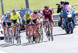 10.07.2019, Fuscher Törl, AUT, Ö-Tour, Österreich Radrundfahrt, 4. Etappe, von Radstadt nach Fuscher Törl (103,5 km), im Bild Georg Zimmermann (Tirol KTM Cycling Team, GER) // during 4th stage from Radstadt to Fuscher Törl (103,5 km) of the 2019 Tour of Austria. Fuscher Törl, Austria on 2019/07/10. EXPA Pictures © 2019, PhotoCredit: EXPA/ JFK