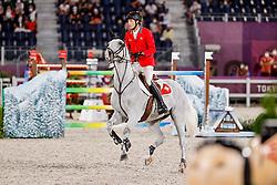 Fuchs Martin, SUI, Clooney 51, 382<br /> Olympic Games Tokyo 2021<br /> © Hippo Foto - Stefan Lafrentz<br /> 06/08/2021