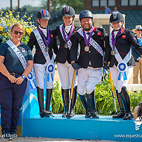 Friday 21 September - Social Media Images -Team GBR - World Equestrian Games 2018 - Tryon, NC