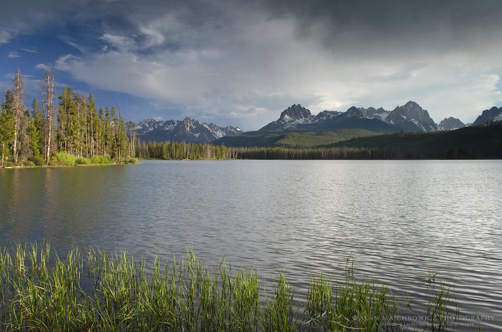 Little Redfish Lake, Sawtooth National Recreation Area Idaho