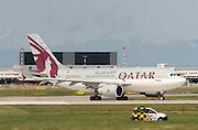 Qatar Airways (Qatar Amiri Flight), Airbus A310-308.
