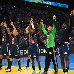 20170126: FRA, Handball - IHF Men's World Championship, Semifinals, France vs Slovenia