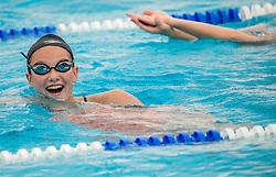 Gaja Natlacen during practice session of Slovenian Swimming National Team, on June 7, 2017 in Zusterna, Koper / Capodistria, Slovenia. Photo by Vid Ponikvar / Sportida