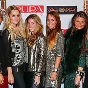 NLD/Amsterdam/20121112 - Beau Monde Awards 2012, team Dani Bles