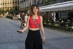 July 23, 2019 - Madrid, Spain - Malena Alterio attends Concert Jamie Cullum photocall during Universal Music Festival 2019 in Teatro Real Madrid on, 22 July 2019. spain  (Credit Image: © Oscar Gonzalez/NurPhoto via ZUMA Press)