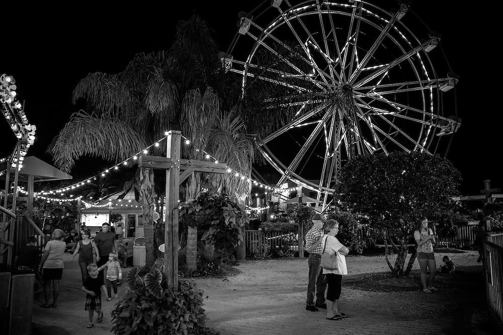 Miracle Strip at Pier Park<br /> Panama City Beach, FL