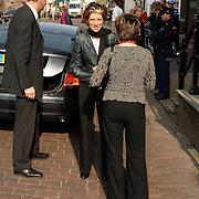 NLD/Naarden/20070406 - Mattheus Passion 2007, gerda Verburg en partner Willy Westerlaken
