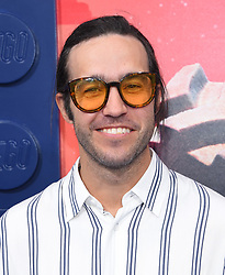 'The LEGO Movie 2: The Second Part' World Premiere at Village Theatre on February 2, 2019 in Westwood, CA. © O'Connor/AFF-USA.com. 02 Feb 2019 Pictured: Pete Wentz. Photo credit: O'Connor/AFF-USA.com / MEGA TheMegaAgency.com +1 888 505 6342