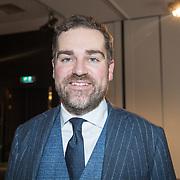 NLD/Amsterdam/20171114 - Esquire's Best Dressed Man 2017, Klaas Dijkhoff