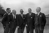 1964 U.S. and Canadian Journalists Visit Unrey Factory