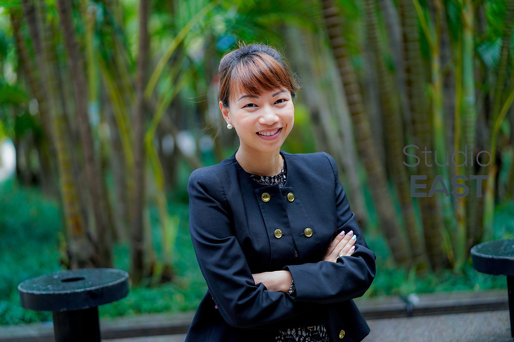 Business portrait during The Refinitiv Pan Asian Regulatory Summit 2018 at Grand Hyatt hotel, in Hong Kong, China, on 9 October 2018. Photo by Kam Wong/Studio EAST