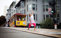Wesleigh Roeca at Downtown, San Francsico