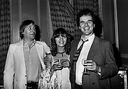 Lynne with Andrew King and Tim Clark