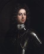 John Churchill, 1st Duke of Marlborough. portrait painted by  John Closterman (died 1711).