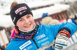 Neja Dvornik (SLO) during 2nd Run of Ladies' Giant Slalom at 57th Golden Fox event at Audi FIS Ski World Cup 2020/21, on January 17, 2021 in Podkoren, Kranjska Gora, Slovenia. Photo by Vid Ponikvar / Sportida