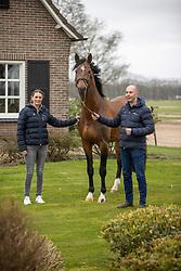 Knijnenburg Pascval, NED, Inspector <br /> Stal Knijnenburg - Deurne 2021<br /> © Hippo Foto - Dirk Caremans<br /> 21/03/2021