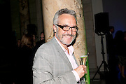 STEPHEN BAYLEY, Opening of Postmodernism.. V and A Museum. London. 21 September 2011. <br />  , -DO NOT ARCHIVE-© Copyright Photograph by Dafydd Jones. 248 Clapham Rd. London SW9 0PZ. Tel 0207 820 0771. www.dafjones.com.