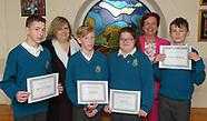 Sancta Maria College Awards