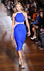 Stella McCartney show  at Paris Fashion Week S/S 2013