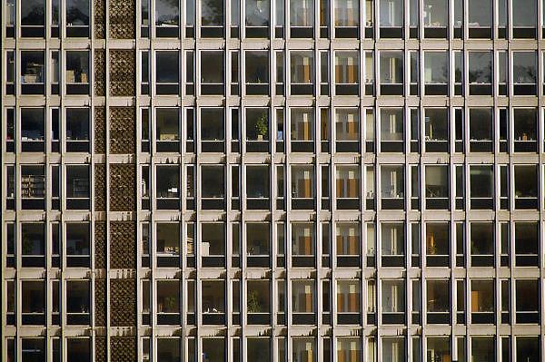 Belgie, Luik, 8-8-2010Kantoor in het centrum van de stad.Foto: Flip Franssen/Hollandse Hoogte