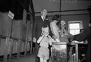 T F O Higgins votes in Presidential Election<br /> 01.06.1966