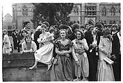 Keble Ball, Oxford. June 1985