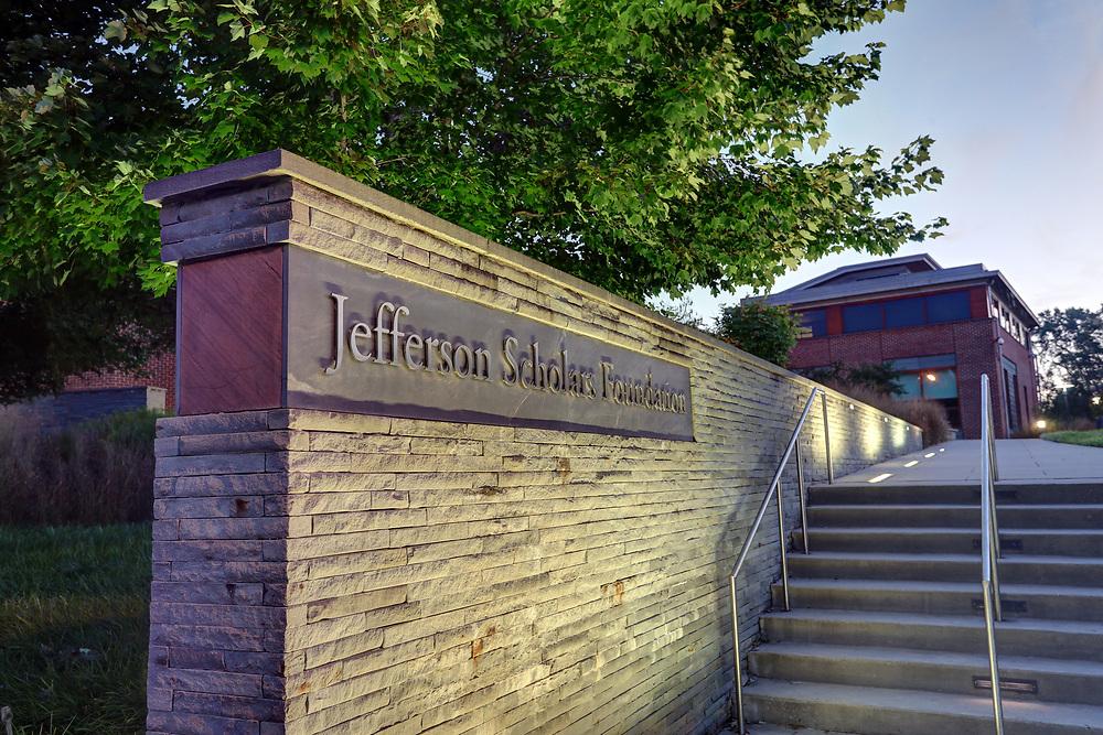 The Jefferson Scholars Foundation at the University of Virginia in Charlottesville, Va. Photo/Andrew Shurtleff Photography, LLC