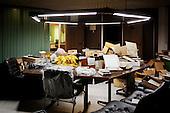 Gadhaffi Intelligence Room