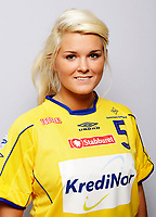 Håndball , portretter , portrett , Postenligaen 2008 / 2009, Bækkelaget Sportsklubb , BSK<br /> <br /> <br /> Christina O`Sullivan<br /> Foto: Eirik Førde