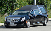 March 6, 2016, Westwood, California, U.S. - California Highway Patrol (CHP) escorting the hearse transporting the body of Nancy Reagan from her Belair home. The former First Lady died Sunday morning at the age of 94. <br /> ©Exclusivepix Media