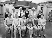 Swimming - Irish Universities vs English Universities at Clontarf Baths.18/07/1953