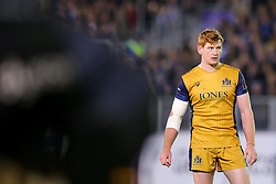 Jack Tovey of Bristol Rugby looks on - Rogan Thomson/JMP - 20/10/2016 - RUGBY UNION - The Recreation Ground - Bath, England - Bath Rugby v Bristol Rugby - EPCR Challenge Cup.