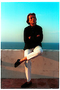 Luca di Montezemolo. Capri. Capri, May 1997, © Copyright Photograph by Dafydd Jones 66 Stockwell Park Rd. London SW9 0DA Tel 020 7733 0108 www.dafjones.com