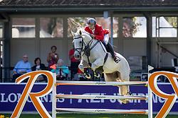Karaevli Omer, TUR, Cheston de la Pomme d'Or Z<br /> European Championship Riesenbeck 2021<br /> © Hippo Foto - Dirk Caremans<br /> 05/09/2021