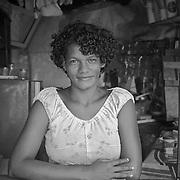 Portrait of Luciana, Salvador, Brazil