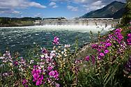 Dams, Generators, Bonneville Dam, Oregon/Washington
