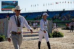 Millar Ian, Millar Amy, CAN<br /> Olympic Games Rio 2016<br /> © Hippo Foto - Dirk Caremans<br /> 14/08/16
