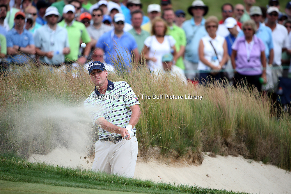 Steve STRICKER (USA) during fourth round  US Open Championship 2013,Merion,East Course,Ardmore,PA,USA.